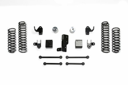 Fabtech 3″ SPORT SYSTEM W/ SHOCK EXTENSIONS