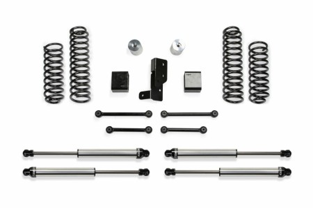Fabtech 3″ SPORT SYSTEM W/ DIRT LOGIC 2.25 SHOCKS