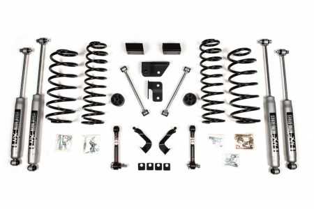 "BDS Suspension 2"" Suspension Lift Kit Jeep Wrangler JL 4dr"