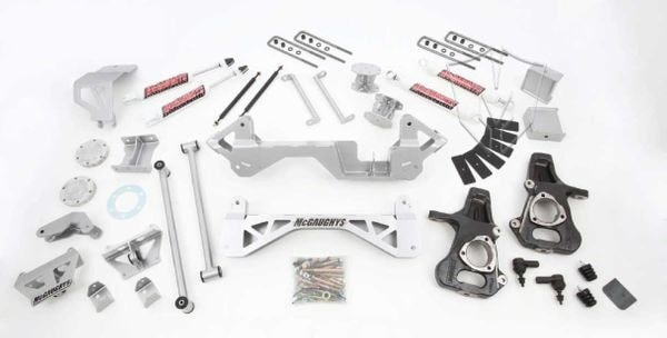 "McGaughys 7"" Premium Lift Kit for 1999-2006 GM Truck 1500 (4WD)"