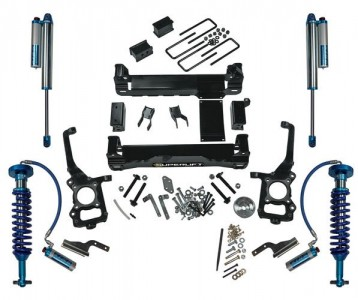SUPERLIFT 6in Ford F-150 Lift Kit | King Coil Overs