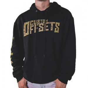 Custom Offsets Limited Edition Hoodie