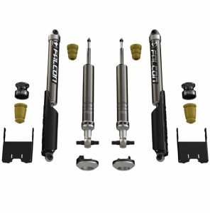 Falcon 2015+ Ford F-150 Falcon Sport Leveling Shock Absorber System