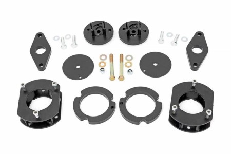 Rough Country 2.5IN JEEP LIFT KIT (11-21 GRAND CHEROKEE WK2)