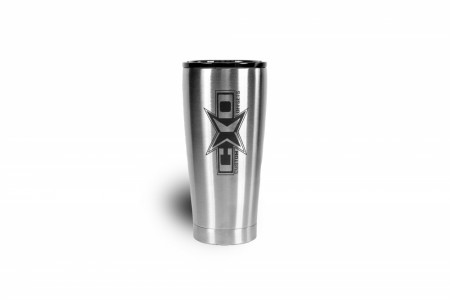 Custom Offsets Stainless 20oz Grizzly Tumbler