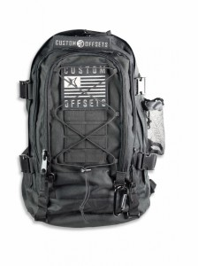 Custom Offsets Tactical Patch Backpack