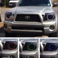 (Headlights) 05-2011 Toyota Tacoma halo installation