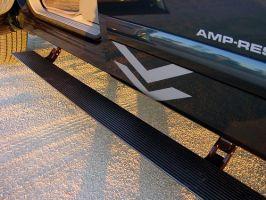 AMP Research Powerstep 2004-2015 Nissan Titan Crew Cab/King Cab, 2004-2015 Nissan Armada, 2004-2010 Infiniti QX56