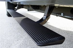 AMP Research Powerstep 1999-2006 plus 07 Classic Chevy Silverado/GMC Sierra Extended Cab/Crew Cab (All Models)