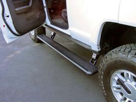 AMP Research Powerstep 2005-2010 Hummer H3/H3T