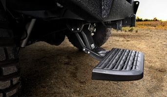 AMP Research BedStep 2007-2014 Jeep Wrangler (JK) TRAIL SERIES