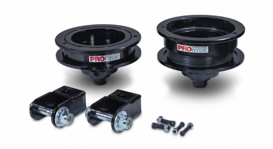 ProRyde DODGE RAM HD 2500/3500 4WD ADJUSTABLE FRONT LIFT LEVELING KIT