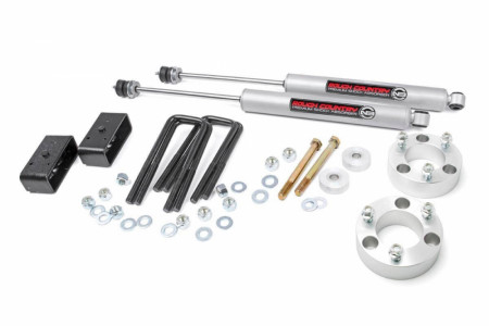 "Rough Country 3"" Toyota Suspension Lift Kit"