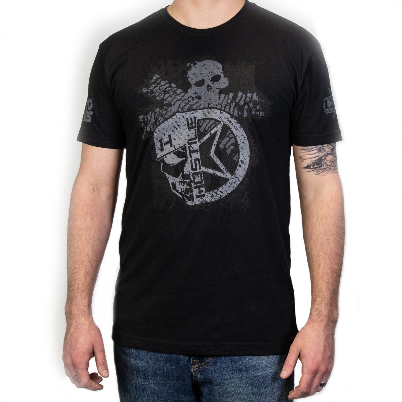Custom Offsets Hostile BDS TOYO BLL T-Shirt