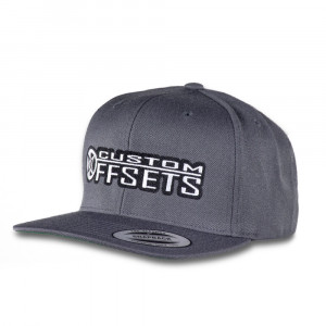 Custom Offsets Adjustable Snapback Hat