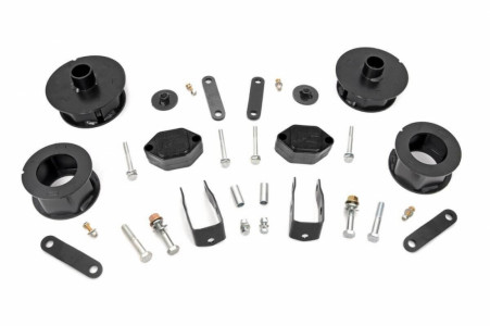 Rough Country 2.5in Jeep Suspension Lift Kit (07-18 Wrangler)