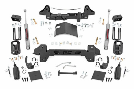 Rough Country Rough Country 6in Toyota Suspension Lift Kit (95-04 Tacoma 4WD/2WD)