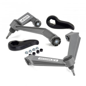 ReadyLift 2.25'' Front Leveling Kit w/ Heavy-Duty FAB Control Arms - GM 2500/3500 HD 2011-2019