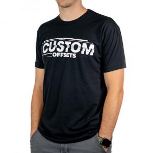 Custom Offsets Glitch Shirt