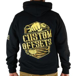 Custom Offsets Vintage Hoodie