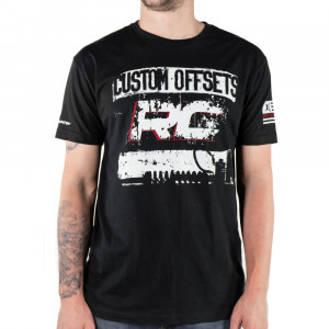 Custom Offsets & Rough Country T-Shirt