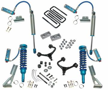 SUPERLIFT 3in Lift Kit w/ King 2.0 Shocks - Toyota Tacoma