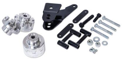 ProRyde Jeep Wrangler JK Adjustable Rear Lift Kit 2007-2016