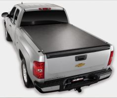 TruXedo Lo Pro QT Soft Roll-up Tonneau Cover (04-12 Chevy Colorado/GMC Canyon | 5' Bed)