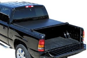 TruXedo Lo Pro QT Soft Roll-up Tonneau Cover for 2015-17 Colorado/Canyon with 5.0 Bed