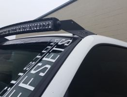 50 inch (OLB) Single LED light bar roof mounts many makes & models