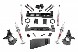 "Rough Country 5"" Suspension Lift Kit -  Performance 2.2 & Premium N2.0"