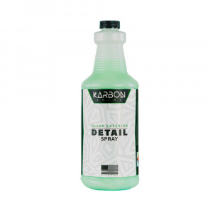 KARBON Quick Exterior Detail Spray - 32oz bottle