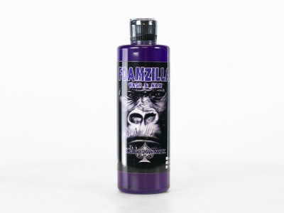 Foamzilla Wash & Wax - 16oz bottle