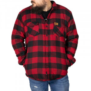 Custom Offsets Flannel