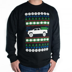 The Proper Ugly Christmas Sweater