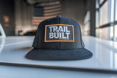 TrailBuilt Logo Patch Snapback
