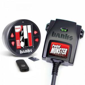 Banks Power PedalMonster Kit Aptiv GT 150 6 Way With iDash 1.8 DataMonster