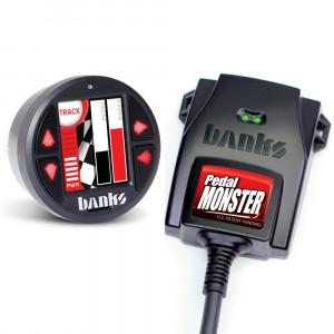 Banks Power PedalMonster Kit Aptiv GT 150 6 Way With iDash 1.8