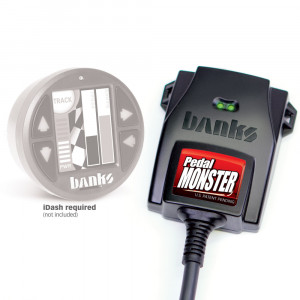 Banks Power PedalMonster Kit Aptiv GT 150 6 Way Stand Alone For Use With iDash 1.8