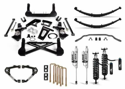 Cognito 12 Inch Elite Lift Kit   07-18 Chevrolet/GMC 1500   Fox FSRR Shocks