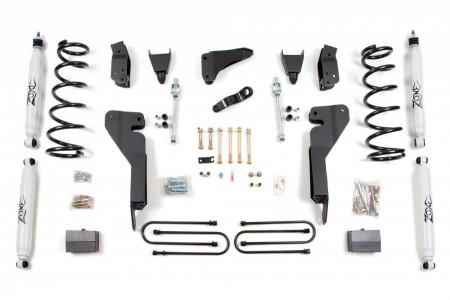 "Zone 6"" Suspension System 09-13 Dodge Ram 2500/3500"