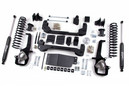 "Zone 6"" Suspension System Ram 1500 2013-2017"