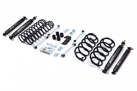 "Zone 3"" Suspension System 97-06 Jeep Wrangler Tj"