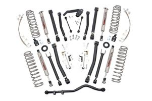 "Rough Country  4-6"" Jeep Long Arm Upgrade Kit"