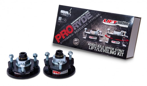 ProRydeCHEVROLET COLORADO & GMC CANYON ADJUSTABLE FRONT LIFT LEVELING KIT