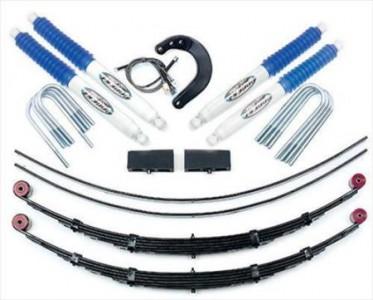 "Pro Comp 6"" Stage I Lift Kit 76-75 GM 1500 4WD K1007 Pro Comp Suspension"