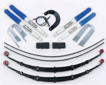"Pro Comp 6"" Stage I Lift Kit w/  Es3000 Shocks 75-78 GM 1500 Pro Comp Suspension"