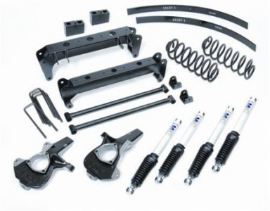 "Pro Comp 7"" Lift Kit 99-06.5 GM 1500 2WD Pro Comp Suspension"