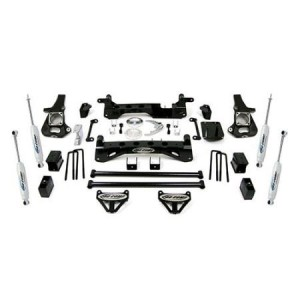 "Pro Comp 6"" Crossmember/Bracket Lift Kit w/  Es9000 Shocks 02-06 GM 2500 4WD Pro Comp Suspension"