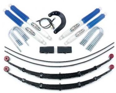 "Pro Comp 6"" Stage I Lift Kit w/  Es3000 Shocks 87-91 GM 2500 4WD Pro Comp Suspension"